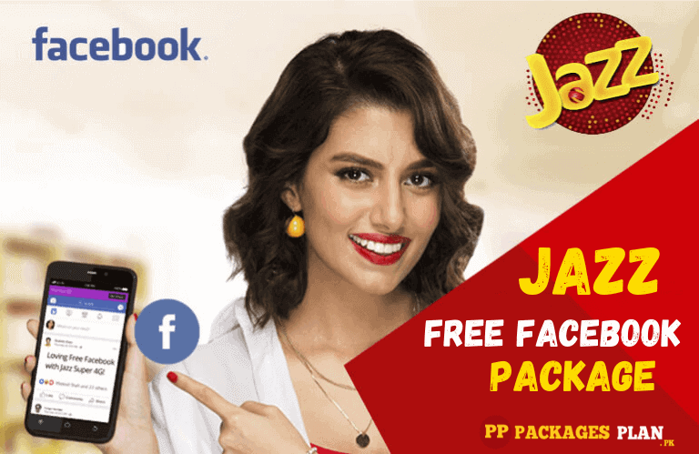 Jazz Free Facebook Bundle Package