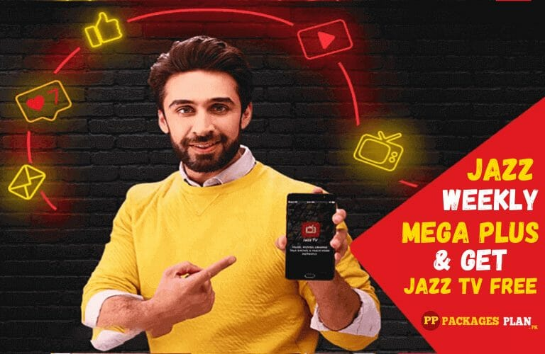 Jazz Weekly Mega Plus & Jazz Tv Free Offer