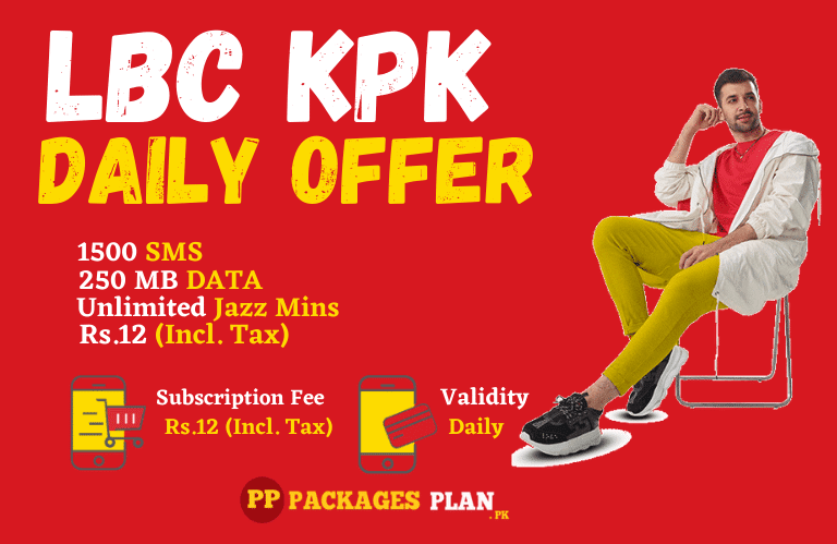 Jazz LBC KPK Daily Offer