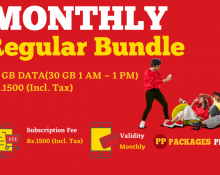 Jazz Monthly Regular Bundle