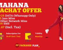Jazz Mahana Bachat Offer