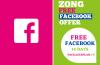 ZONG FREE FACEBOOK