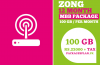 Zong 12 Months MBB Package- 100GB