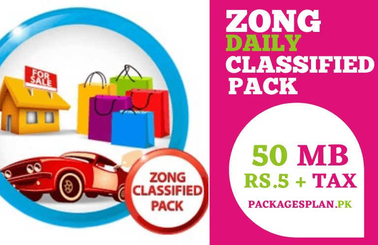 Zong Classified Pack