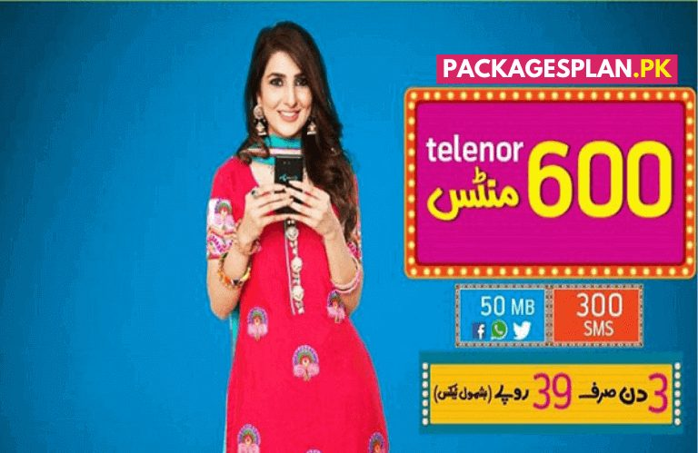 Telenor 3 And 3 Offer
