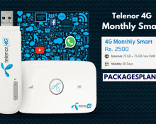 Telenor Monthly Smart Bundle