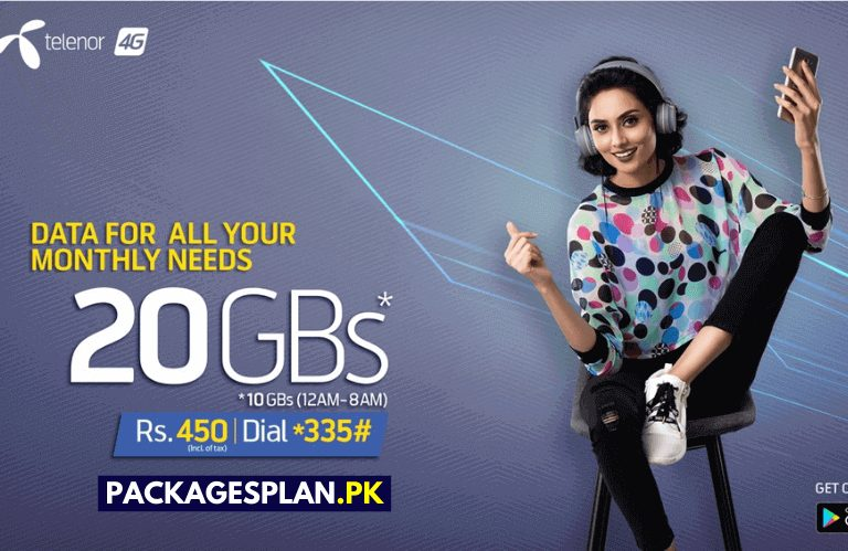 Telenor 4G Monthly Ultra