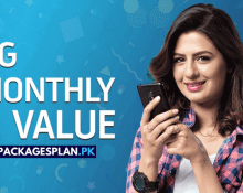 Telenor 4G Monthly Value