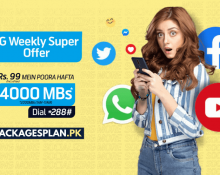 Telenor 4G Weekly Super