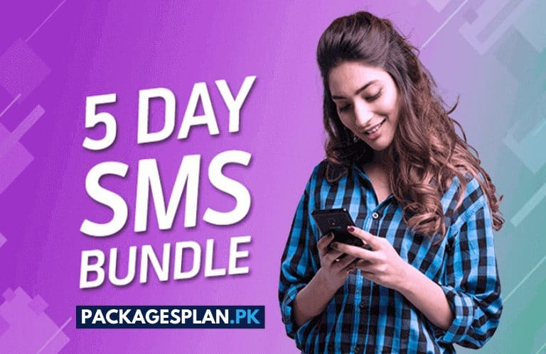Telenor 5 Day SMS Bundle