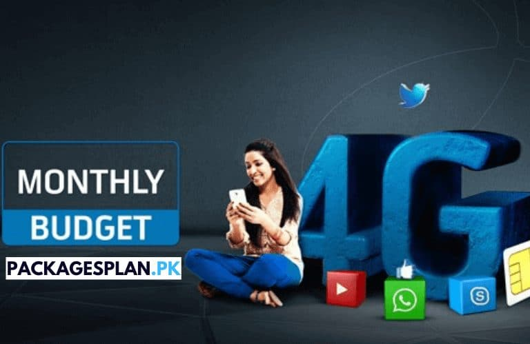 Telenor 9 GB, Monthly Budget Bundle
