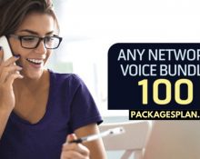Telenor Any Network Voice Bundle 100