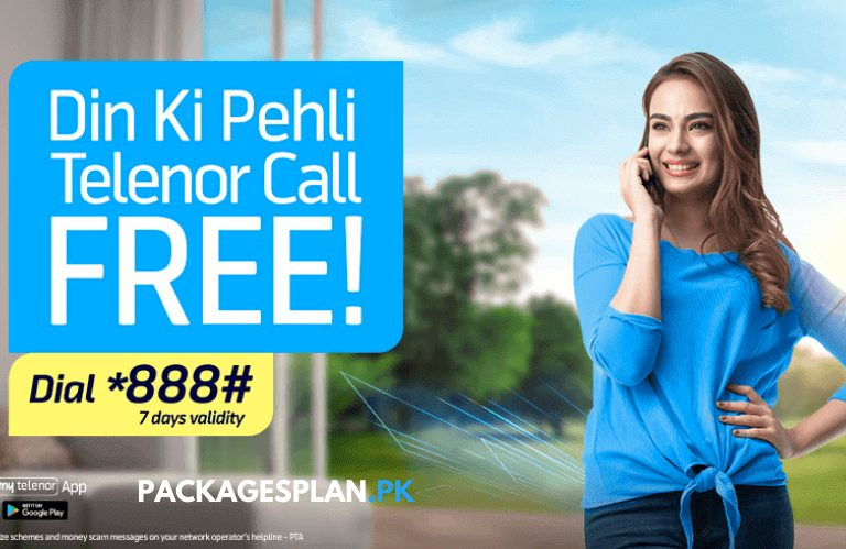 Telenor First Free Call Offer