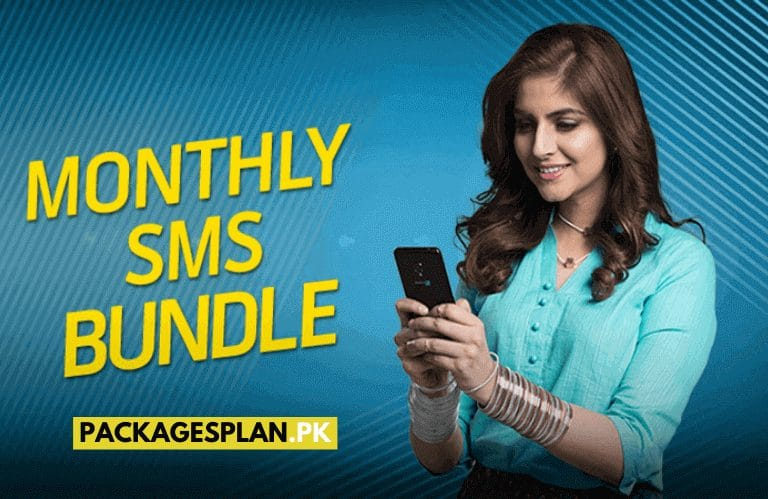 Telenor Monthly SMS Bundle