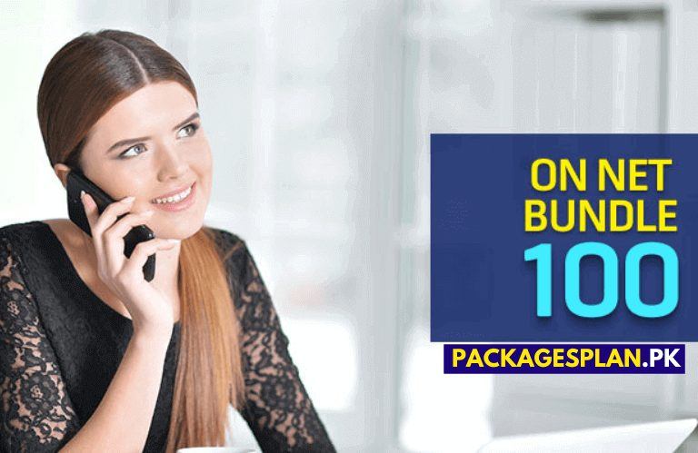 Telenor On-net Voice Bundle 100
