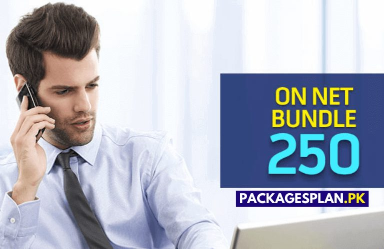 Telenor On-net Voice Bundle 250