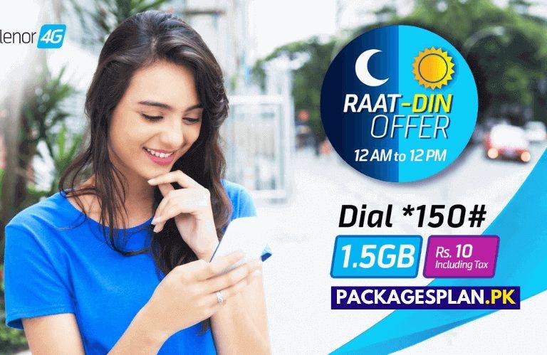 Telenor Raat Din Offer