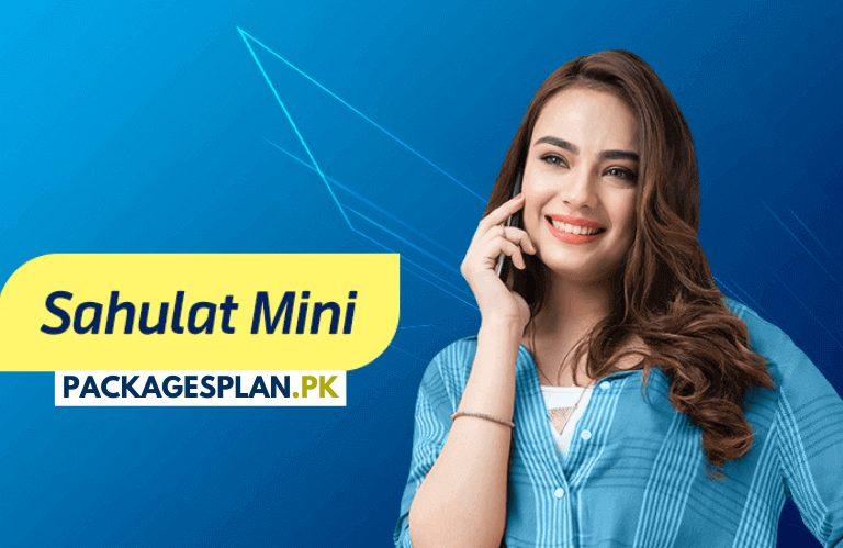 Telenor Sahulat Mini Offer