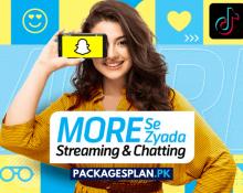 Telenor TikTok and Snapchat Package