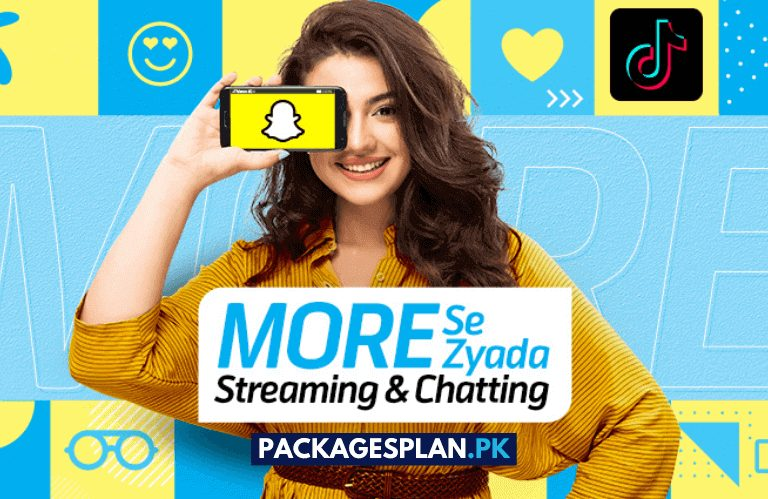Telenor TikTok and Snapchat Package