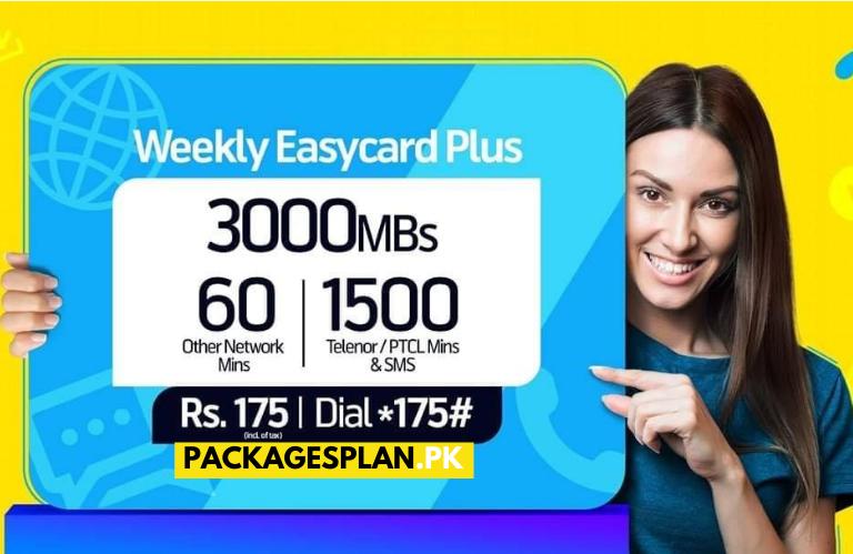 Telenor Weekly Easy Card Plus