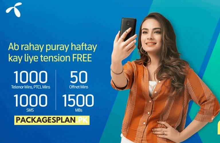 Telenor Weekly Easy Card
