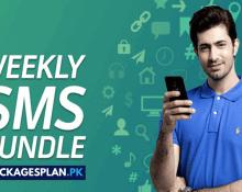 Telenor Weekly SMS Bundle