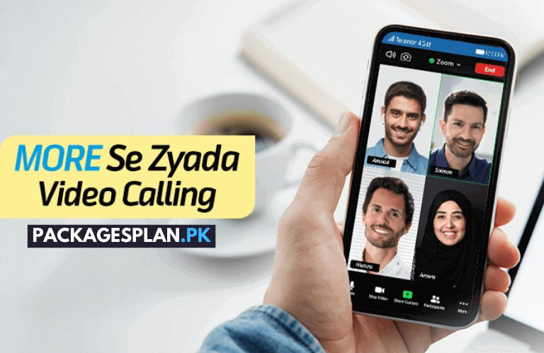 Telenor Weekly Zoom Package
